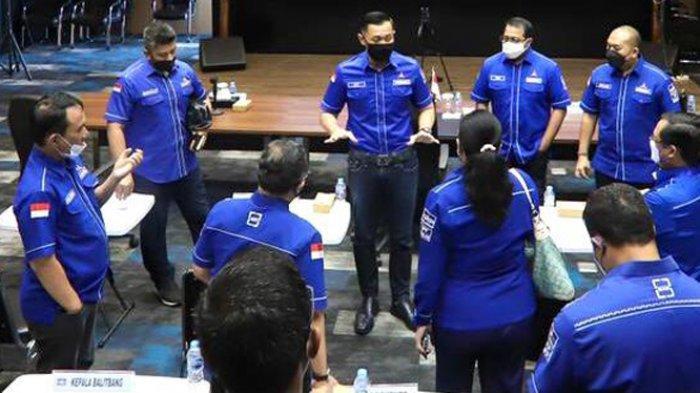 Bintang Muda Indonesia Telusuri Kader Partai Demokrat di Sumut yang Dukung KLB