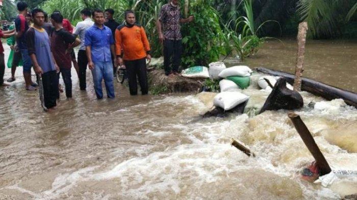 BNPB Wanti-wanti Warga di Asahan Soal Banjir Susulan, Cuaca Buruk Bakal Terus Terjadi