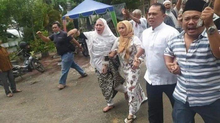 Rekapitulasi Suara Sementara: Erik-Ellya Unggul di Rantau Utara, Andi-Faizal Menang di Bilah Hilir