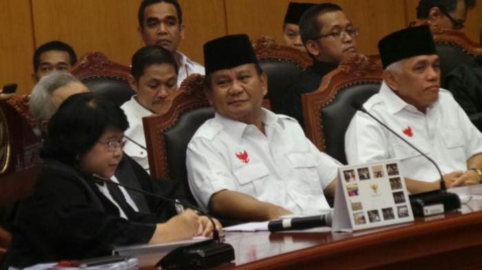 KPU Protes Prabowo-Hatta Ubah Gugatan dalam Berkas Revisi