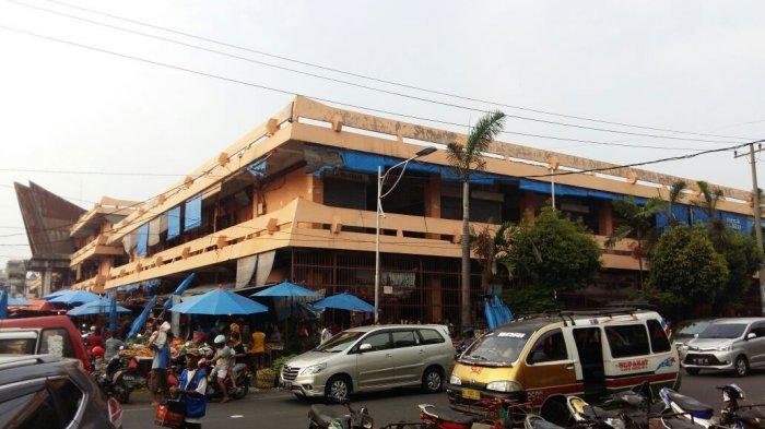 Pegawai PD Pasar Horas Jaya Minta Gaji Dibayarkan, Direksi Berencana Lakukan Perampingan