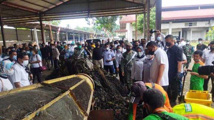 Bobby Nasution Targetkan 30 Ton Sampah di Medan Diolah Jadi Pupuk Setiap Satu Jam Per Hari