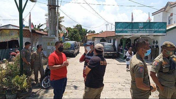 Pedagang Pasar Lelo Ngamuk, Nyaris Duel dengan Satpol PP yang Halangi Pedagang Berjualan