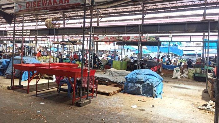 100 Kios di Pasar MMTC Tutup Selama PPKM Darurat, Pendapatan Retribusi Anjlok