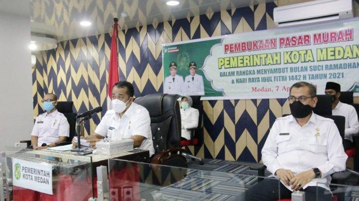 Kemensos Salurkan Sembako untuk Warga Medan, Berikut Jumlahnya