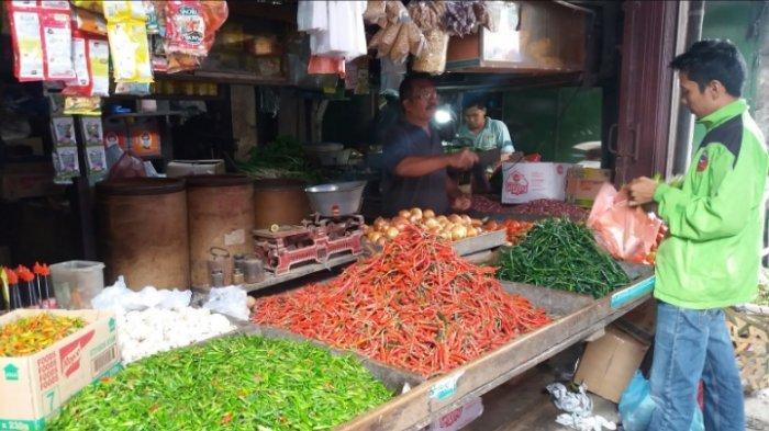 Harga Bahan Pangan di Pasar Tradisional Binjai Stabil Jelang Idul Adha