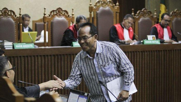 Mantan Anggota DPRD Pasiruddin Daulay yang Terima Uang Suap Ketok Palu Meninggal Dunia