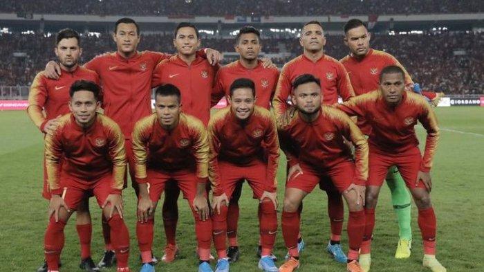 UPDATE Jadwal Timnas Indonesia Kualifikasi Piala Dunia 2022, Siap-siap Begadang Nontonnya