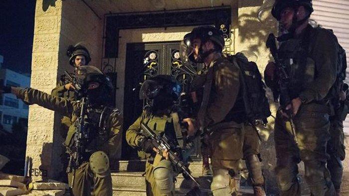 SERANGAN Kilat Israel ke Palestina, 2 Tentara Palestina dan Satu Pejuang Tewas