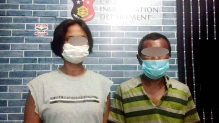 Istri Bunuh Selingkuhan Bersama Suami, Sempat Rekayasa Agar Korban Terlihat Gantung Diri