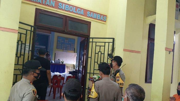 Amankan Proses Rekapitulasi Suara, Kapolres Sibolga Patroli ke Beberapa Kelurahan