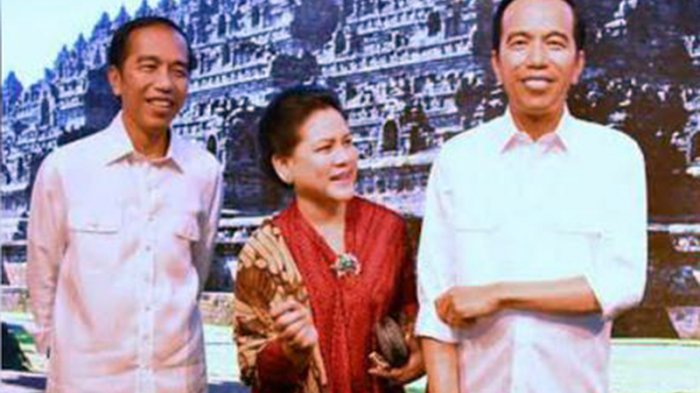 Lihat Patung Lilin Jokowi Mirip 99 Persen