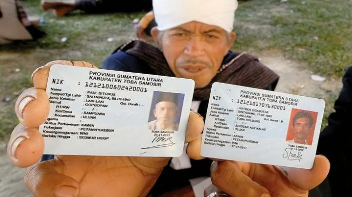 Kabupaten Toba Samosir Resmi Beralih Nama Jadi Kabupaten Toba Identitas Ktp Lama Tetap Berlaku Halaman All Tribun Medan
