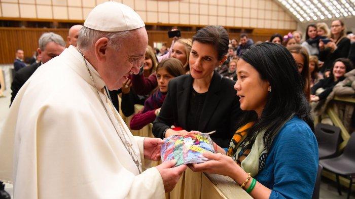 Perubahan Iklim Global, Ini Pesan Paus Fransiskus ke Manusia - paus-fransiskus_20170203_123620.jpg