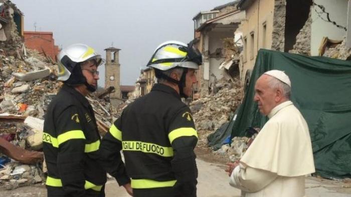 Perubahan Iklim Global, Ini Pesan Paus Fransiskus ke Manusia - paus_fransiskus_20161004_212655.jpg
