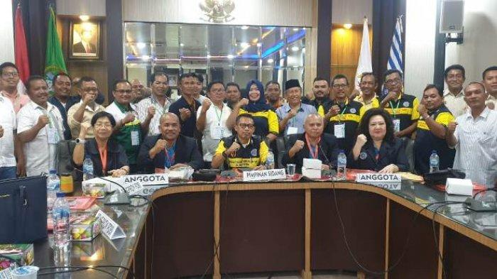 Baharuddin Siagian Ketua Persatuan Drumband Sumut 2020-2024