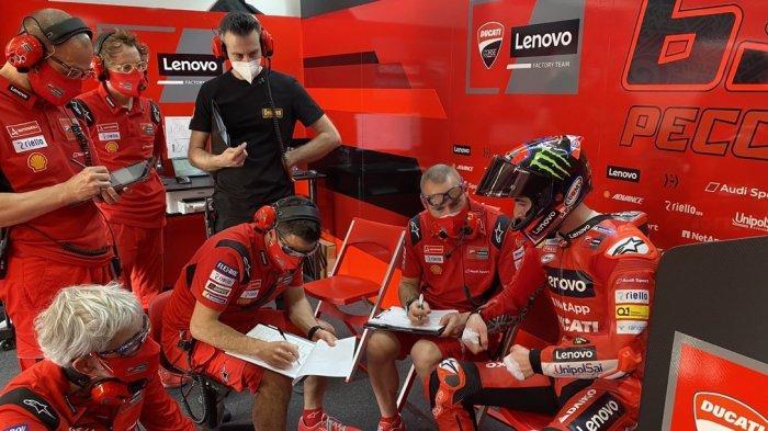 JADWAL Tayang MotoGP Amerika 2021 Pekan Ini, Ducati Tekad Hancurkan Mimpi Indah Marquez di COTA