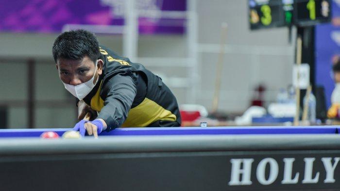 Tiga Atlet Billiar Maju ke Semifinal, Sumut Berpeluang Dapat Tambahan Emas