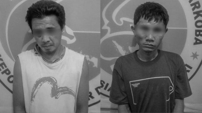 Ditangkap di Jalan 45, Pecandu Sabu-sabu Antar Polisi Ringkus Pengedar di Jalan Farmasi