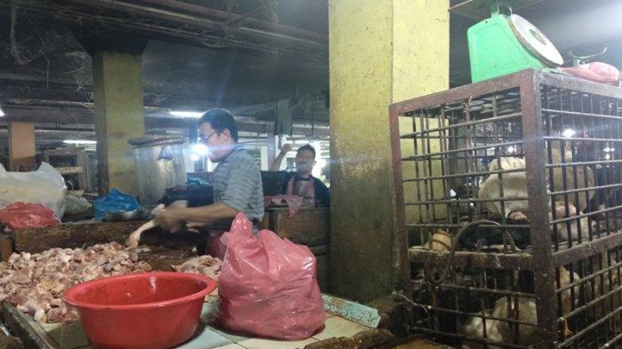 H-1 Lebaran, Daging Ayam Dijual Rp 38 Ribu per Kilogram di Medan, Permintaan Mulai Meningkat