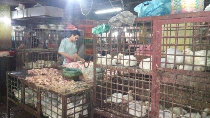 Manajemen Pasar Horas Siantar Usulkan Pembukaan Usaha Potong Ayam