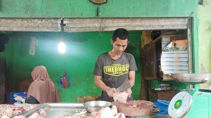 Pedagang Daging Galau Jelang Punggahan Ramadan, Ternyata Karena Masalah Ini
