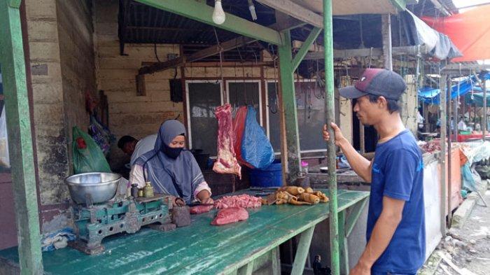 Harga Kebutuhan Pokok di Pasar Batang Kuis Merangkak Naik Jelang Tahun Baru