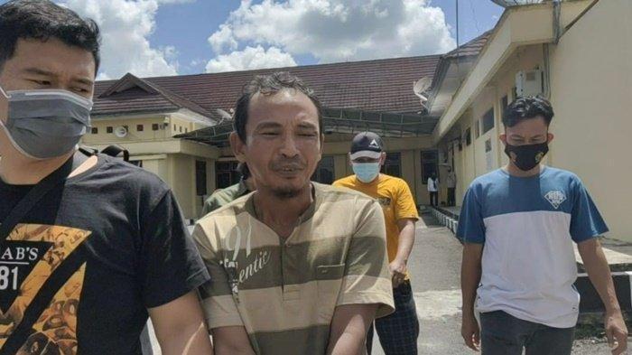 Fakta Rusdiono (44), Pedofil 35 Anak Pakai Legging Ketat dan Punya Nama Malam