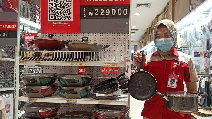 Jelang Ramadan, Ace Hardware Gelar Boom Sale Potongan 50 Persen dan Cashback hingga Rp 250 Ribu