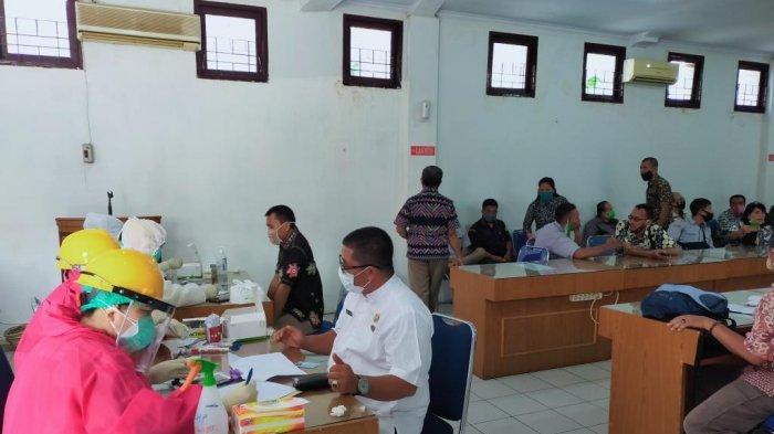 Komisi III Sesalkan Sikap Pengunduran Diri Dua Plt Direktur PUD Pasar Kota Medan