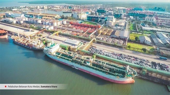 KKP Pelabuhan Medan Mulai Terapkan Syarat Rapid Test Antigen di Pelabuhan dan Bandara
