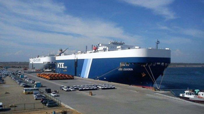 Pelabuhan Internasional Hambantota yang kini dikuasai China selama 99 tahun (reuters)