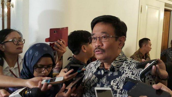 Mau Maju kePilgub Sumut, Djarot Saiful Hidayat : Kalau Diputuskan, Kenapa Tidak?