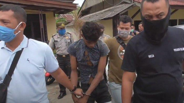 Polisi Tembak Pelaku Begal Anggota Panwascam Medan Belawan, Berstatus Napi Asimilasi