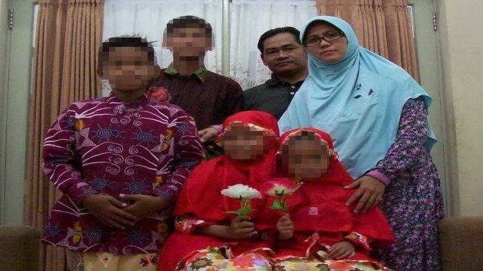Terungkap Identitas Pengebom Bunuh Diri, 6 Orang dari Satu Keluarga; Ayah-Ibu & 4 Anak, Ini Namanya