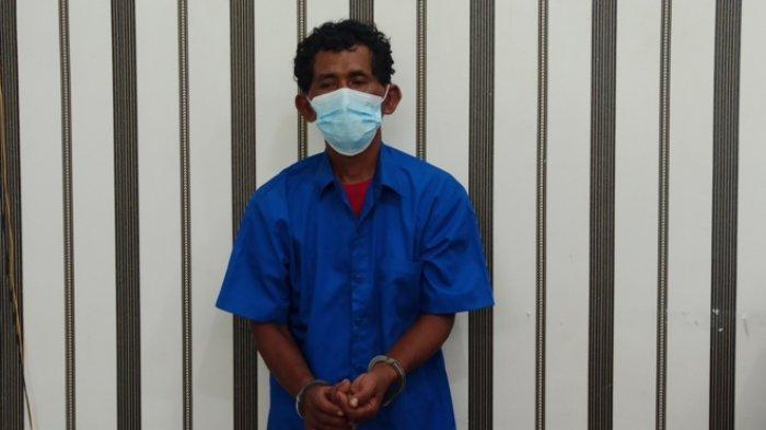 Kabur dari Toba dan Ditangkap di Jakarta, Toni Napitupulu Akui 10 Kali Cabuli Putri Kandungnya
