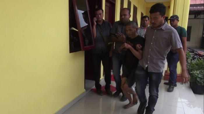Polisi Hadiahi Timah Panas Tersangka Pelaku Sindikat Curanmor