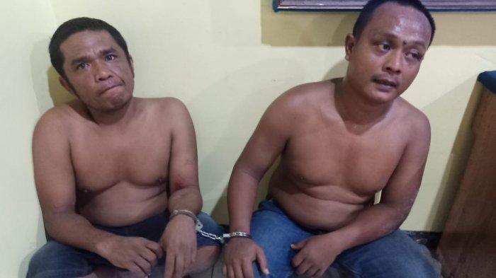 Pura-pura Bertamu ke Rumah, Dua Pelaku Curas Ini Hantamkan Batu ke Kepala Korban