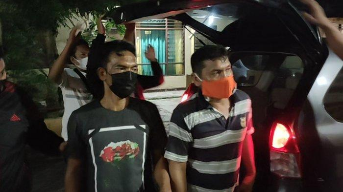 Dua Pelaku Pembunuhan di Warung Tuak Diamankan Tim Jatanras Polres Asahan