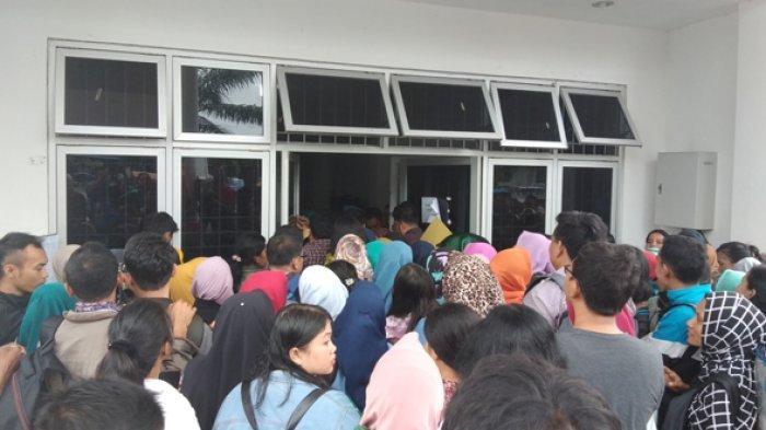 Pendaftar CPNS di Deliserdang Masih Minim, Sampai Sekarang Baru 500 Pelamar