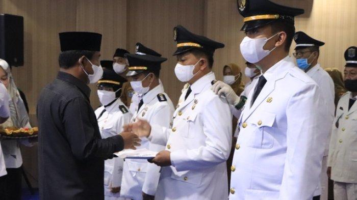Pejabat Masa HM Idaham Dibabat Habis Wali Kota Amir Hamzah, Keponakannya Ikut Dilantik