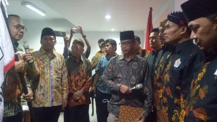 Pujakesuma Lantik Pengurus Baru, Siap Sediakan 500 Ribu KTA Suku Jawa di Sumut