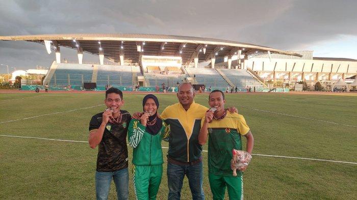 Atlet Atletik Sumut Tambah 2 Medali Perak di PON Papua