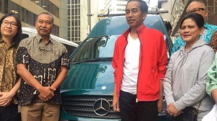 Bikin Pelat Nomor Kendaraan Bertuliskan Jokowi, Segini Besarnya Uang yang Harus Dikeluarkan