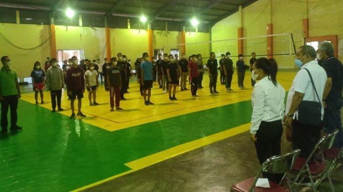 Kickboxing Indonesia Sumut Pilih 19 Atlet untuk Persiapan PON XXI Aceh Sumut