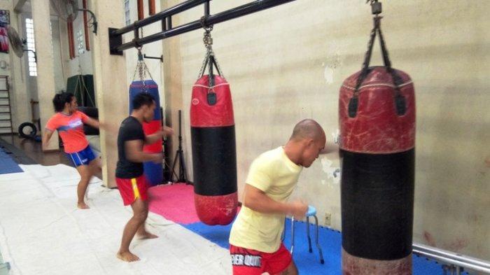 Pelatda Wushu Sumut Dimulai, Target Semua Atlet Dapat Medali di PON Papua