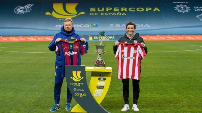 Barcelona Vs Bilbao Final Piala Super Spanyol, Kans Juara Tim Lawan Tak Bergantung Kehadiran Messi