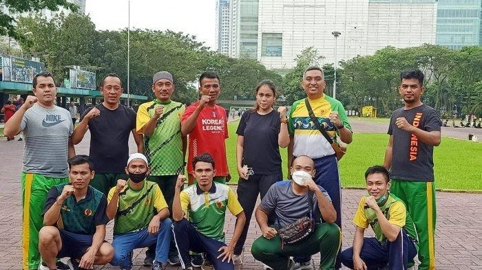 Begini Cara Achmad Fadil Nasution, Tim Billiar Sumut Usir Jenuh Saat Training Camp