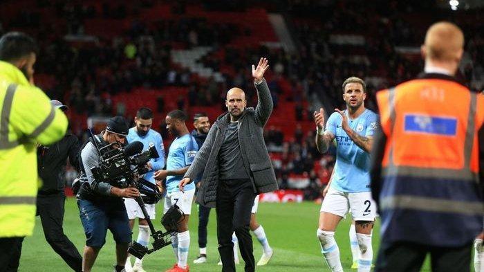 GAWAT, Man City Terancam Sanksi tak Bisa Bermain di Liga Champions, Ini Pernyataan Manchester City