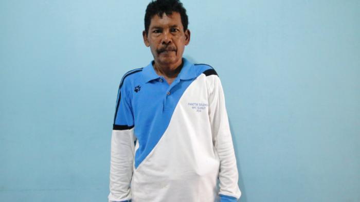 Sosok M Ridwan, Pelatih Atlet Difabel NPC Sumut, Sudah Terjun ke Olahraga Tenis Sejak SD
